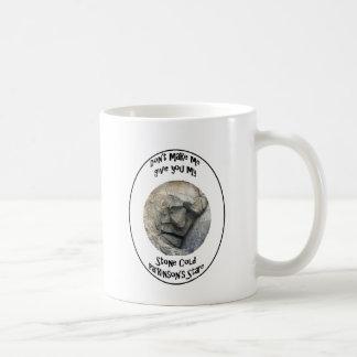 Stone Cold Parkinson's Classic White Coffee Mug