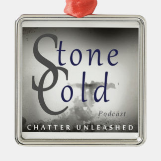 Stone Cold Podcast Christmas Tree Ornament