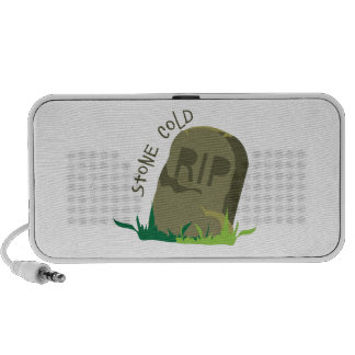 Stone Cold iPod Speakers
