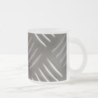 Stone Cold Steel Frosted Glass Coffee Mug