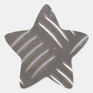 Stone Cold Steel Star Sticker