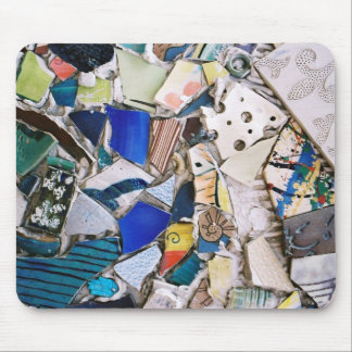 Stone Collage - Mousepad