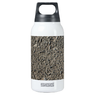 Stone Covered Thermos Bottle