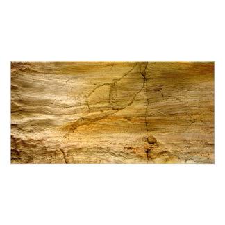 Stone Cracked Card