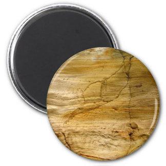 Stone Cracked Magnet