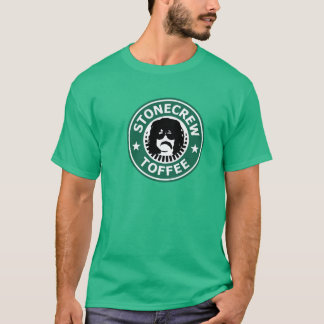 Stone Crew Toffee (green) T-Shirt
