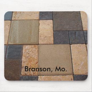 Stone Design Branson, Mo. Mouse Pad