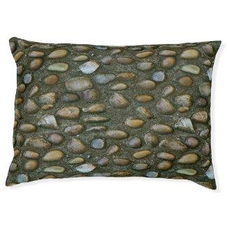 Stone Design Large Dog Bed