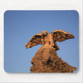 Stone Eagle Mouse Pad