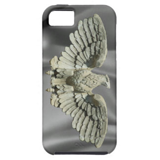 Stone Eagle Sculpture iPhone SE/5/5s Case