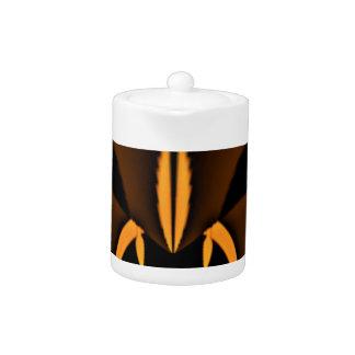 Stone Face Hakuna Matata Teapot
