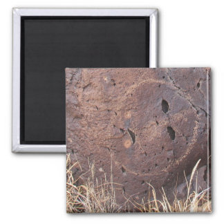 Stone Face Magnet