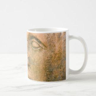 Stone Faces Coffee Mug