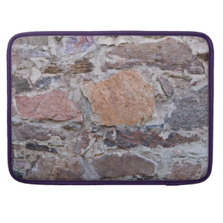 Stone fence sleeve for MacBooks