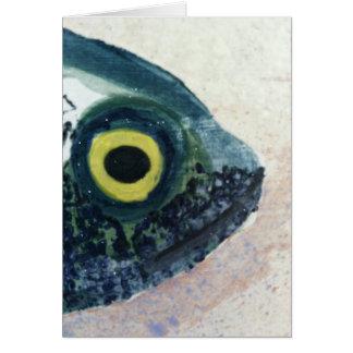 Stone Fish Card