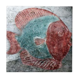 Stone Fish Tile