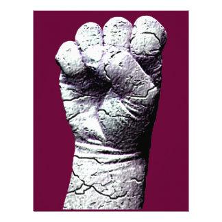 Stone Fist Letterhead