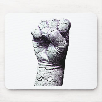 Stone Fist Mouse Pad