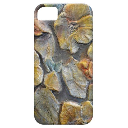 Stone Flowers iPhone SE/5/5s Case