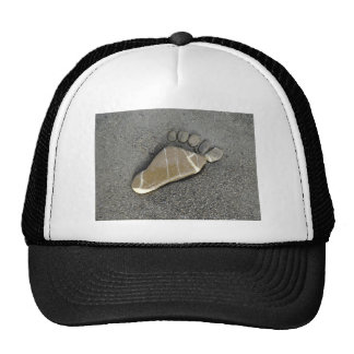 Stone foot trucker hat