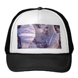 Stone garden trucker hat