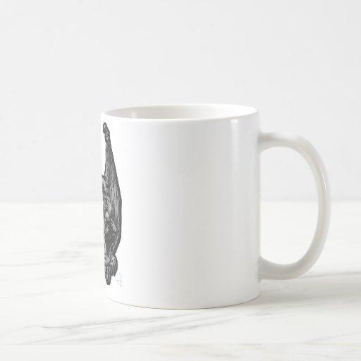 Stone Gargoyle Classic White Coffee Mug