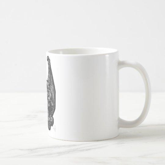 Stone Gargoyle Coffee Mug