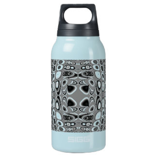 Stone Grid Insulated Water Bottle