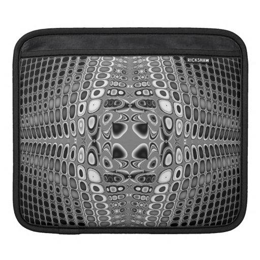 Stone Grid iPad Sleeve