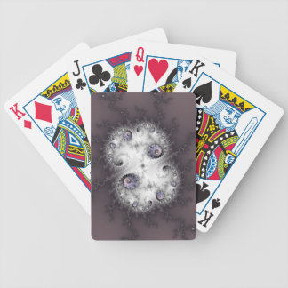 Stone Guardian - Fractal Art Bicycle Playing Cards