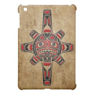 Stone Haida Sun Mask iPad Mini Cover
