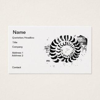 Stone Halo Business Card