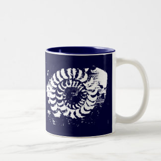 Stone Halo Two-Tone Coffee Mug