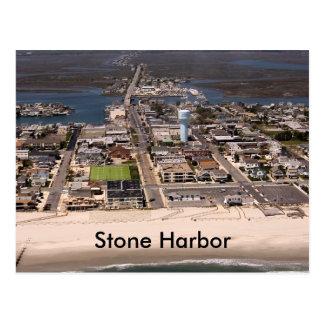 Stone Harbor - 96th Street Postcard