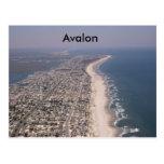 Stone Harbor Avalon Wildwood, Avalon Post Card