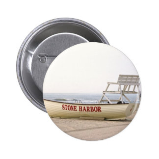 Stone Harbor Boat Button