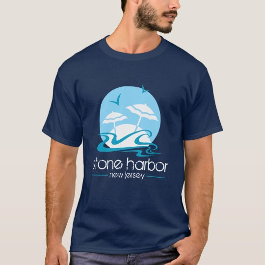 Stone Harbor New Jersey T-shirt