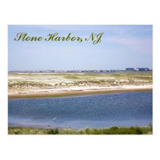 Stone Harbor Point Postcard