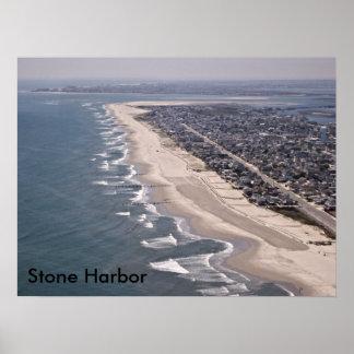 Stone Harbor, Stone Harbor Poster
