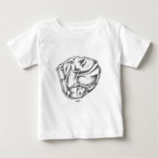 Stone Heart Baby T-Shirt