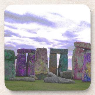 Stone Henge Beverage Coaster