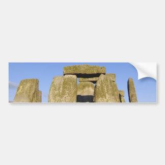 Stone Henge Bumper Sticker