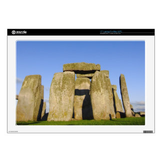 "Stone Henge Decals For 17"" Laptops"