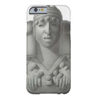 Stone idol of the Rain God Cocijo, plate from 'Anc Barely There iPhone 6 Case
