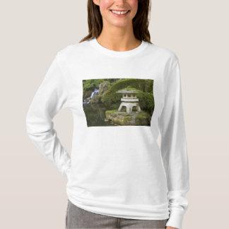 Stone lantern and Heavenly Falls T-Shirt