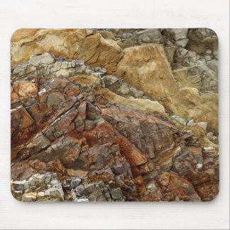 Stone layers mouse pad