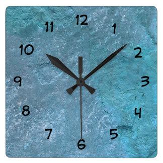 Stone Look Kitchen Wall Decor Clocks