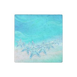Stone Magnet Starfish