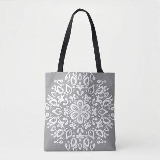 Stone Mandala Tote Bag