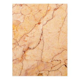 Stone Marble Flooring Postcard